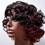MD-DILLIAN: LOOSE SHIRLEY TEMPLE CURL WIG